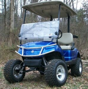 Golf Carts for Summer Camp or Cottage