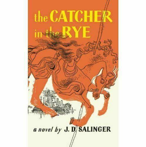 The Catcher in the Rye by J. D. Salinger | P.D.F , E.PUB