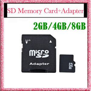 2GB-4GB-8GB-16GB-32GB-2G-4G-8G-16G-32G-Micro-SD-MicroSD-TF-Memory-Card-Adapter