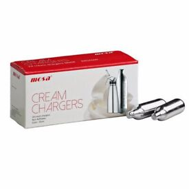 CREAM CHARGERS**24/7!
