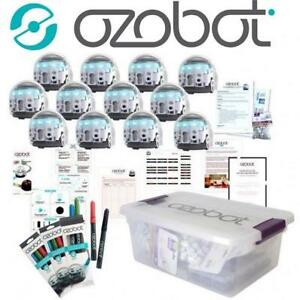 NEW EVO CLASSROOM KIT WITH 12 BOTS 179132738 STREAM GRADES 4 TO 8