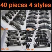 Thick False Eyelashes