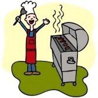 Nettoyage, réparation et restauration Barbecue