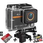 GoPro Hero3 alternatief/4K/20MP/WIFI/SonySensor/ActionCamera