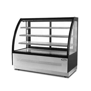 COMMERCIAL DELI PASTRY COOLERS