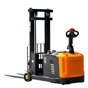 "Counterbalance Walkie Stacker 2860lbs. Cap., 118"" Height"