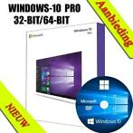 Windows 10 professional -oem licentie + 1 dvd |