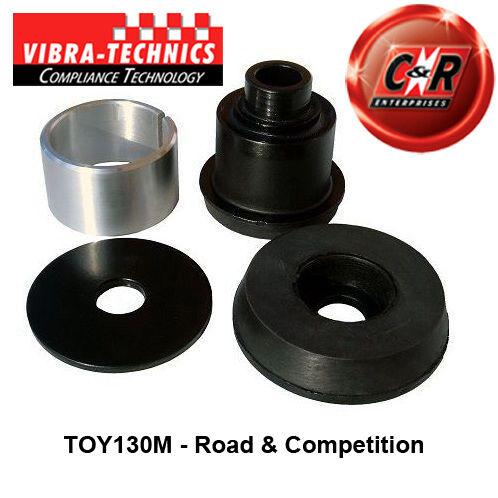 Toyota Soarer Mk3 Vibra Technics Diff Mount Front Bush Road+Comp TOY130M