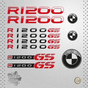 sticker bmw moto r 1200 gs pegatina decal autocollant aufkleber adesivi ebay. Black Bedroom Furniture Sets. Home Design Ideas