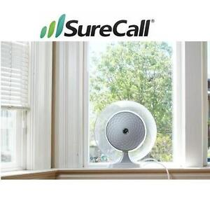 NEW OB SURECALL 4G CELL PHONE BOOST - 116879683 - EZ  WINDOW CELL PHONE BOOSTER NEW OPEN BOX PRODUCT