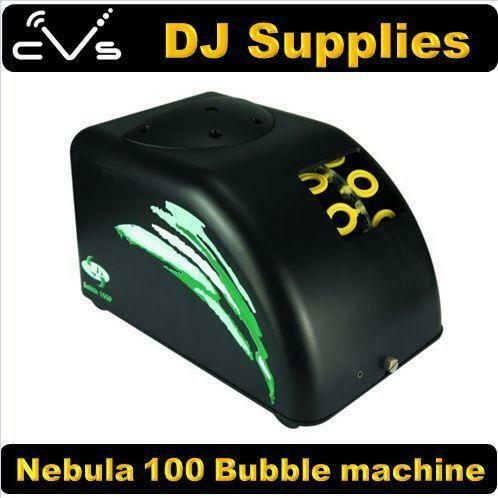 dj bubble machine