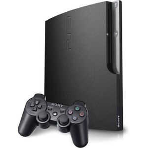Play Station 3 console + Games 150$