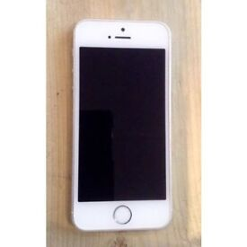 Apple iPhone 5s - 16GB - Silver (EE)