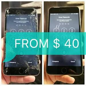 Front Glass Screen Lens Replacement for iphone 6 6s plus 7 5s 5