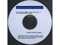 WordPerfect 5.1 complete with licence number