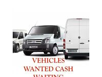 All Commercial Vehicles bought for cash