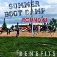 OUTDOOR BOOT CAMP STARTING JULY 27TH