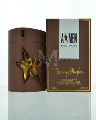 Thierry Mugler A*Men Pure Havane EDT Spray (Limited Edition) 100ml/3.4oz