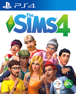 Sims4 on ps4