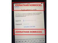 Jonathan Horrocks, John Horrocks. LOST IPHONE6. Jon Horrocks IPHONE6