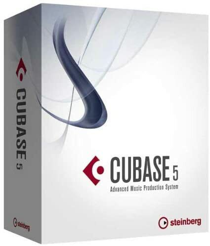 Steinberg Cubase 5 for PC
