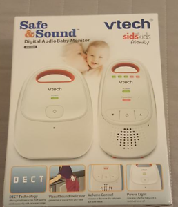 VTECH Safe & Sound Digital Audio Baby Monitor for Urgent Sale Noble Park Greater Dandenong Preview