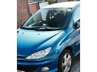 55 reg Peugeot £250 O.n.o tested till 06/18