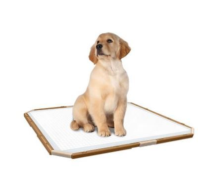 Puppy Toilet Training Pad Holder Tray Simple