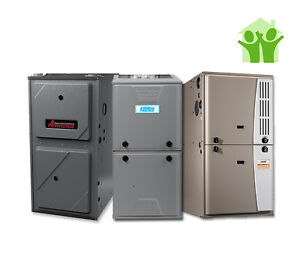 HIGH EFFICIENCY GAS HEATING INSTALLATION FURNACE REPLACEMENT