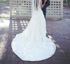 Stunning  wedding dress Edensor Park Fairfield Area Preview