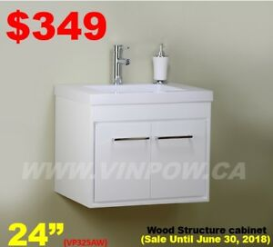 Quality Bath Vanities in Incredible Prices--Vinpow Bath Centre
