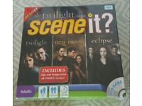 TWILIGHT SCENE IT BOARD GAME - NEW