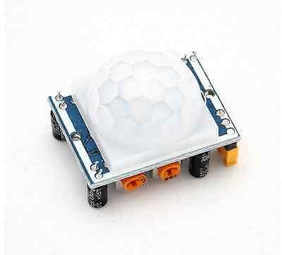 Pir Motion Human Sensor Detector Ir Pyroelectric Infrared Arduino Pic Arm 8051
