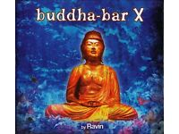 Collectors - buddha - bar X by Ravin 2 disc CD Very good condition