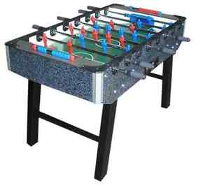 HOME FOOSBALL SOCCER TABLE, DELIVERY INSTALLATION SERVICE