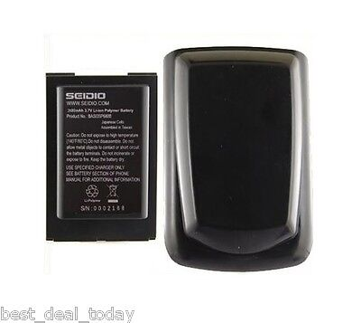 OEM Seidio Extended Life Battery $ Door For Blackberry Bold 9700 9780 (Extend Battery Life Blackberry)