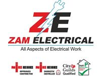 Electrical fault repairs / re-wiring / Sockets / Lights / Handyman