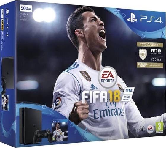 Fifa 18 bundle pack brand new