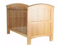 Cosatto Hogarth 3 in 1 Cot Bed