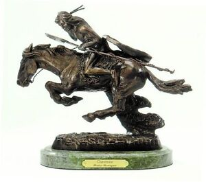 Remington Western Bronze Statue Wanted