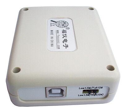 PC USB isolator 3000V isolation voltage 12M rate ADUM4160 magnetic separation