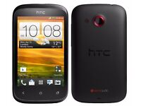 htc desire c mobile phone on tesco network.