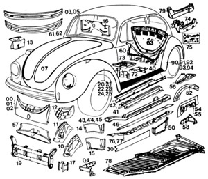 1969 fender kijiji in ontario buy sell save with canada s 1 Chevelle Dash 1969 vw bug parts