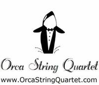 Live Music for your Wedding/Party - Hire the Orca String Quartet