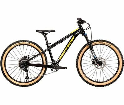 Nukeproof Cub-Scout 24 Sport Kids Bike 2020 Black-Yellow 24""