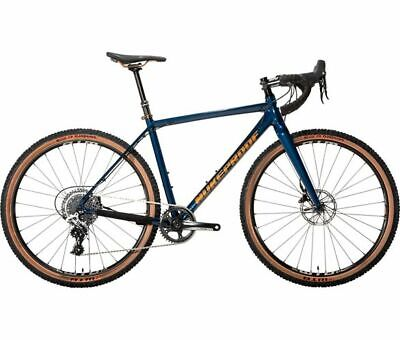 "Nukeproof Digger Pro Gravel Bike 2019 Navy - Copper Large 27.5"" (650b)"