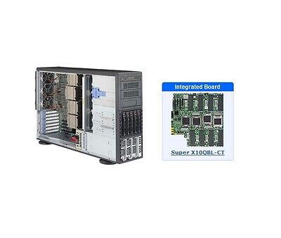 Supermicro SYS-8048B-C0R3FT 4U Server
