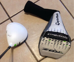 Taylormade rbz 9.5 driver