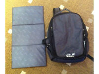 Baby changing backpack/bag Jack Wolfskin