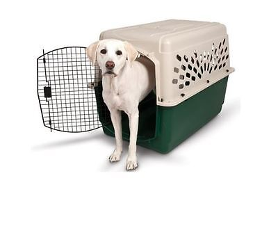 Dog Crate Kennel XL For Large Dogs Travel Crate Portable Pet Carrier Bed Home
